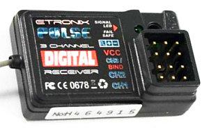 Etronik Pulse 3ch Receiver