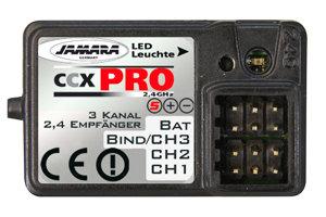 Jamara CCX Pro 3ch Receiver