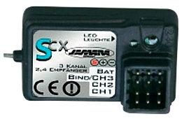 Jamara SCX 3ch Receiver