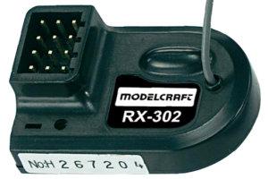 Modelcraft RX302 3ch Receiver