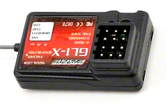Racers Edge GL1X 3ch Receiver
