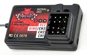 Redcat Racing RCR-2C 3ch Receiver